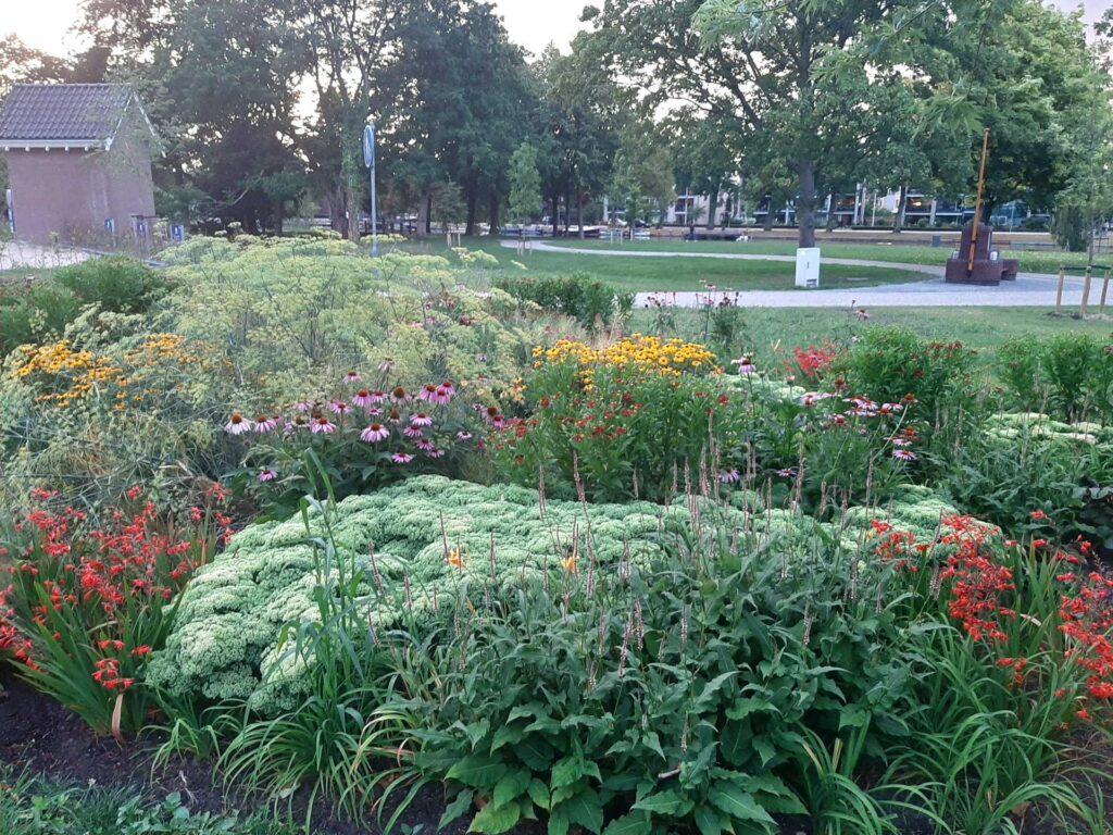 aanleg en onderhoud parken